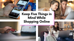 Online shopping security - threats, risk, tips for safe shopping