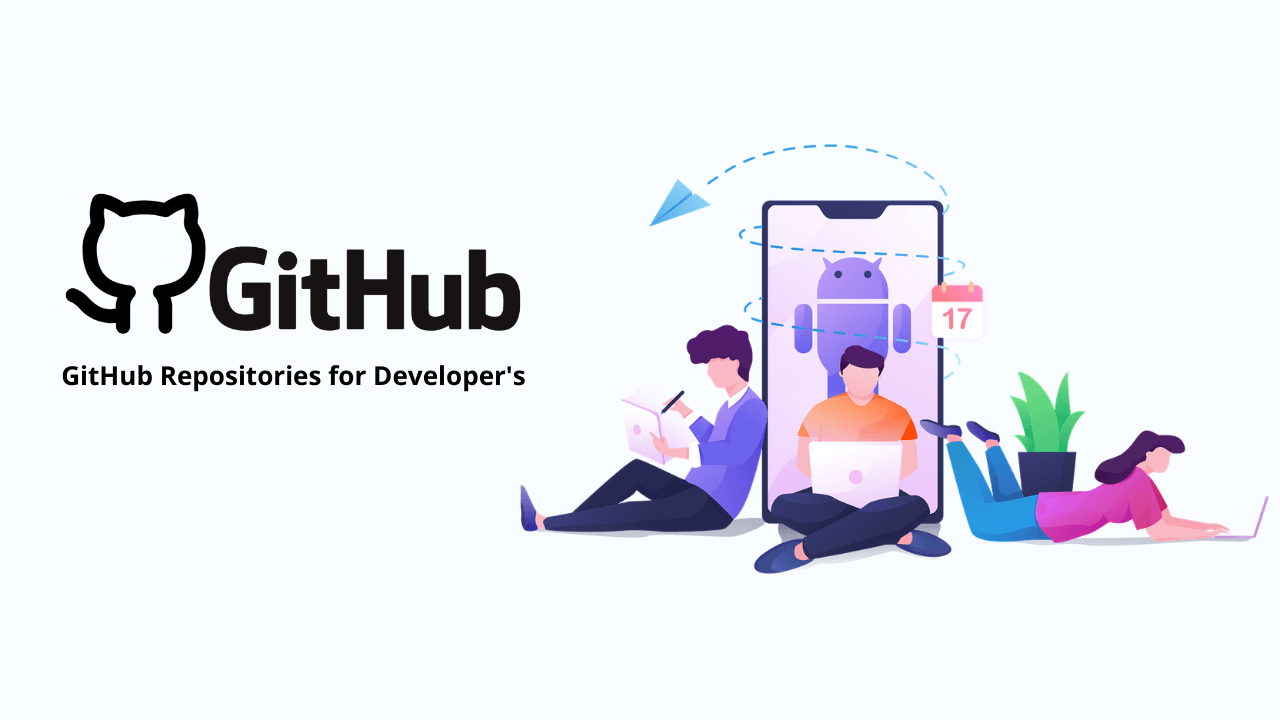 Best Free GitHub Repositories for Developer's